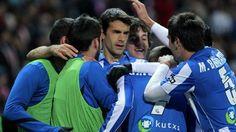 Xabi Prieto acerca a la Real a los puestos de Champions League