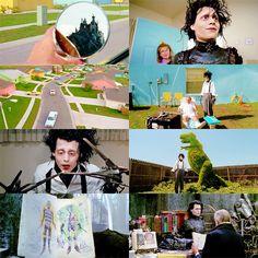 Edward Scissorhands (Tim Burton) - 1990