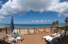 Fabulous home on the beach in Cayman Brac.....so peaceful and serene!