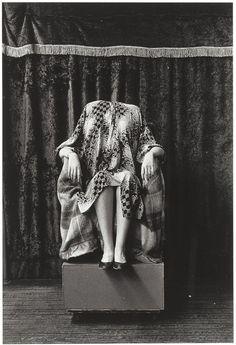 Headless Woman, N. Diane Arbus (American, 1923 - New York, New York, United States; Copyright: © Estate of Diane Arbus LLC Diane Arbus, Candid Photography, Portrait Photography, Matt Hardy, Francesca Woodman, Transgender People, Tim Walker, Photographs Of People, Famous Photographers