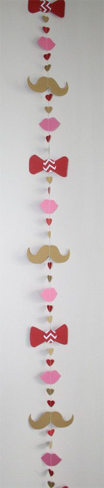 Guirnalda de papel: Yourmomalways por GaleriePolina en Etsy
