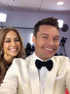 Jennifer Lopez & Ryan Seacrest - American Idol