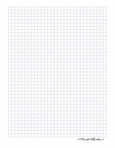 Printable Graph Paper  For Journalling And Doodling And Tangle