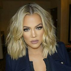 I LOVE the hair but the kardashian can go