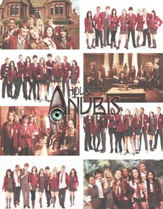 House of Anubis.. It's not the same without Nina