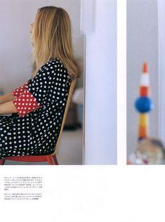 Marimekko Dots in Feb 13 So-En Magazine