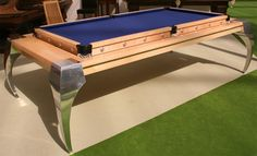 rotating dining pool table