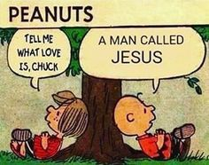 Jesus is Love <3