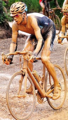 Edwin Metgod • 2 hours ago Actually. This is the Strade Bianche stage in the Giro d'Italia 2010!