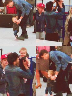 BABY LUX AND ZAYN<3>>oh my gosh just STAHP