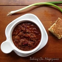State Fair Chili by TakingOnMagazines