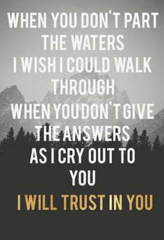 New Ideas Quotes Christian Songs Lyrics Words New Quotes, Bible Quotes, Quotes To Live By, Inspirational Quotes, Funny Quotes, Motivational, Jesus Quotes, Lauren Daigle, Jason Mraz