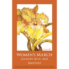 #METOO Download to print poster http://www.sarasteele.com/womens-march-posters.html