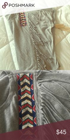 Selling this Ralph Lauren tribal tee in my Poshmark closet! My username is: k8tyalex. #shopmycloset #poshmark #fashion #shopping #style #forsale #Ralph Lauren #Tops