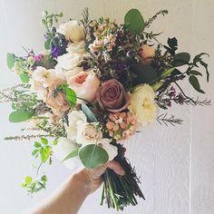 A little something special for today's bride. ---#hawaiiflorist #Bouquet #Wedding #Hawaii #Bride #Florals #HawaiiWedding #BlissInBloom