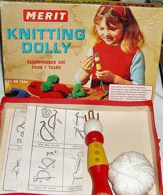 Merit Knitting Dolly