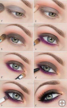 Makeup Idea 2017/ 2018 Maq Discovred by : Our Makeup Diaries #MakeUp