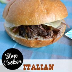 You all know I love a good slow cooker recipe. They are great in the summer because it gets too hot to turn the oven on and during the school year they are perfect because you come home to a finished dinner! I posted this Italian beef recipe years ago and it was one of …