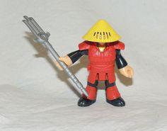 Fisher Price IMAGINEXT Figure, Blind Bag Chinese Warrior Series 5  China #FisherPrice
