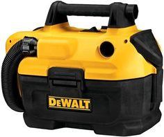 Dewalt - 18-Volt/20-Volt Cordless Wet/Dry Vac