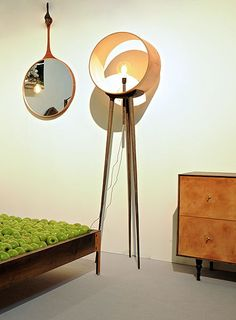 Palo Samko - Woodworker / furniture / lights / Oscar lamp