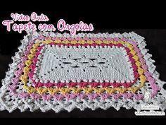 Tapete Candy de #crochê - Desi Winters - YouTube