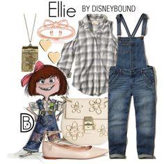 Disney Bound - Ellie