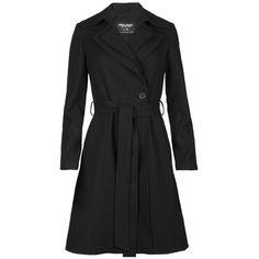 Isabella Coat ($248) ❤ liked on Polyvore featuring outerwear, coats, women, lapel coat, woolen coat, single-breasted trench coats, wool coat and single breasted wool coat