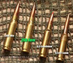 260 ackley improved ballistics chart - Google Search