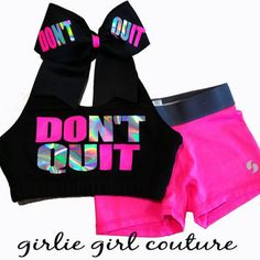 65954614c9f1b cheer sport bras for kids - Google Search Volleyball Outfits