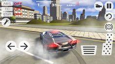 Extreme Car Driving Simulator: miniatura da captura de tela