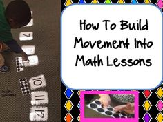 Learning Math through Movement