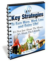 10 Key Strategies for Any Business Owner to Earn More, Work Less, and Enjoy Life! Successful Online Businesses, Business Advice, Free Ebooks, Dean, Internet, Life