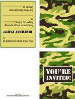 Free Printable Invitation
