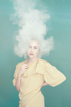 Surreal Portraits by Aisha Zeijpveld | http://www.yellowtrace.com.au/surreal-portraits-aisha-zeijpveld/