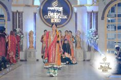 Maria B Dresses For Weddings At PBCW Lahore