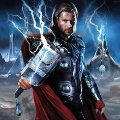 Chris Hemsworth Thor: The Dark World First Seen Pictures : Celebrity History