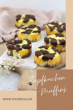 Rezept für schnelle und einfache Muffins im Zupfkuchen-Style oder Käsekuchen-Style. Saftig und cremig. 25 Minuten Vorbereitung. 25 Minuten backen.