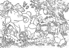 Disney Coloring Pages, Colouring Pages, Coloring Pages For Kids, Coloring Books, Kids Coloring, Adult Coloring, Hobbies And Crafts, Arts And Crafts, Social Emotional Learning