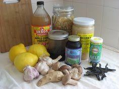 natural home remedies!
