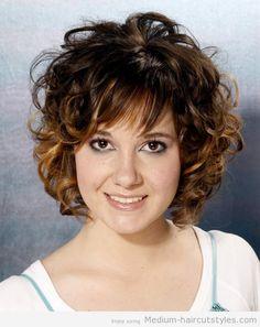 Excellent Curly Hairstyles Medium Long Hair And Medium Long On Pinterest Short Hairstyles Gunalazisus