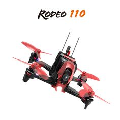 Walkera Rodeo 110 FPV Racing Drone BNF RTF