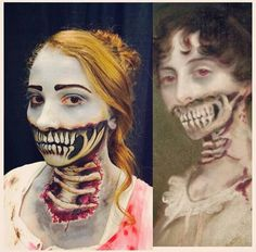 Pride prejudice and zombies.