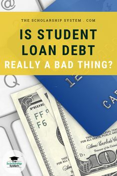 Is Student Loan Debt Really a Bad Thing Student Loan Debt, Students, Parenting, College, Child, University, Boys, Kid, Children