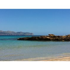 Playa de San Joan, Alcudia Mallorca