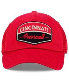 9171ec540ae Top of the World Cincinnati Bearcats Society Adjustable Cap - Red  Adjustable Cincinnati Bearcats