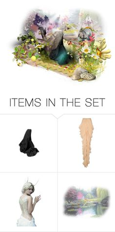 """""""Flight of the Bumble Bee"""" by jcmp ❤ liked on Polyvore featuring art"""