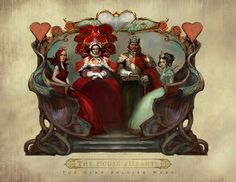 House of Hearts - The Looking Glass Wars