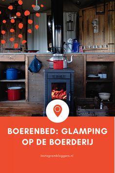 De leukste glamping vakantie in Nederland op de boerderij | Instagrambloggers