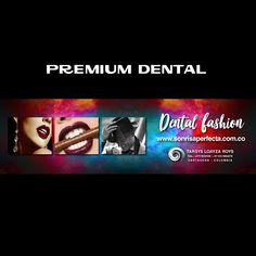 Dental, Best Dentist, Movie Posters, Cartagena Colombia, Perfect Smile, Film Poster, Teeth, Billboard, Dentist Clinic